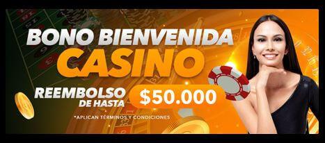 yajuego casino colombia bono bienvenida