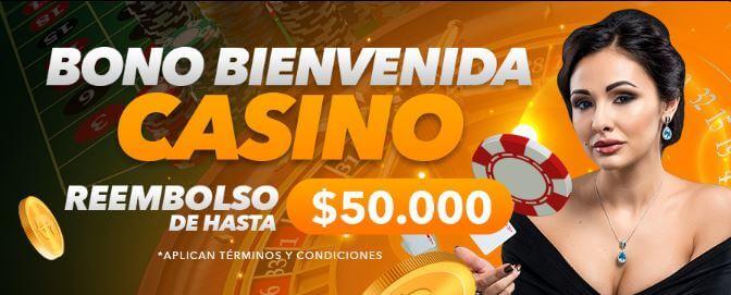 Yajuego bono para Casino