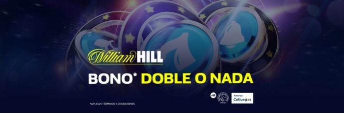 william hill casino bono
